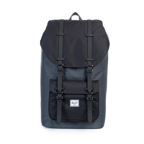 667d6fbd444c Herschel Supply Co. Little America Backpack Review. Little America Backpack  black · Little America Backpack front