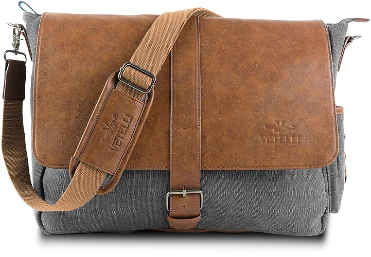 Vetelli laptop shoulder bag 705993ddd9f92