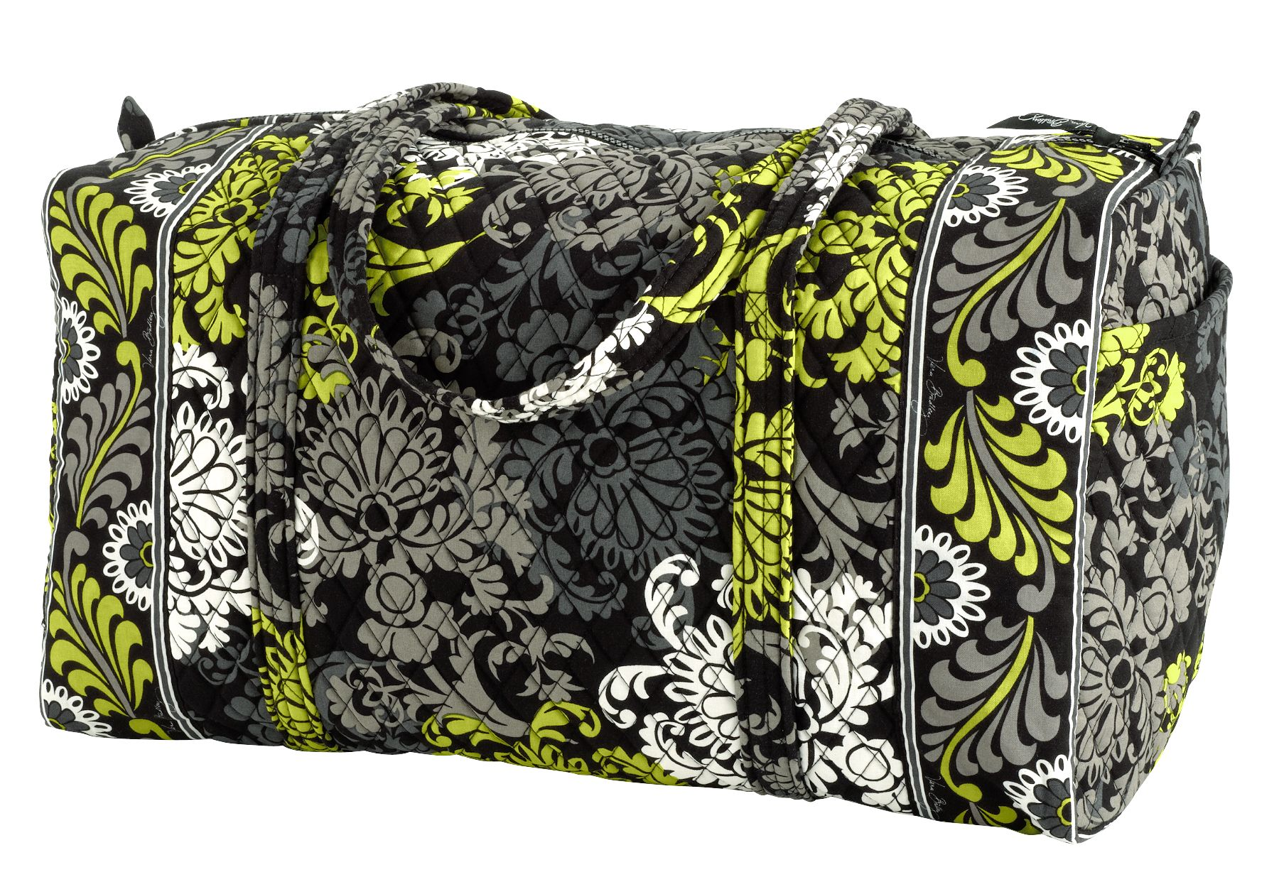 Vera Bradley Travel Bag Review