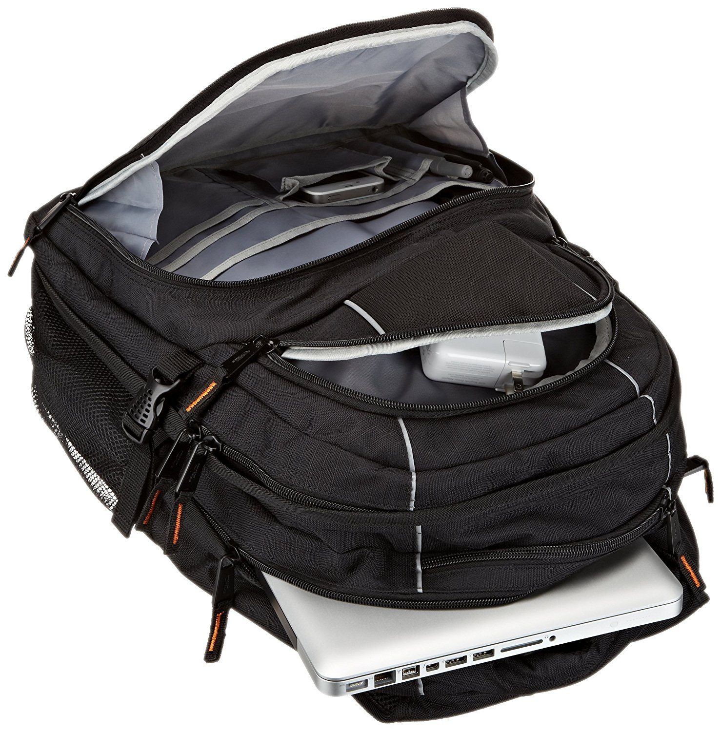 AmazonBasics Laptop Backpack Review   Travel Gear Addict