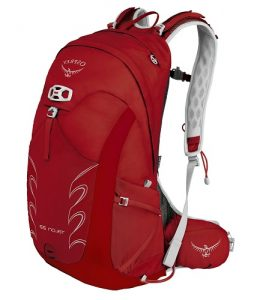 Osprey Talon 22 Red