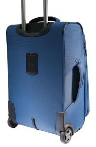 Travelpro backside blue