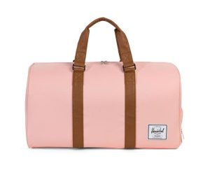 Herschel Supply Novel Duffle Apricot Blush