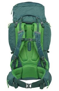 Kelty Red Cloud Green Back