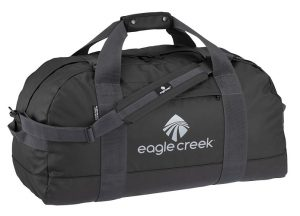 Eagle Creek No Matter What Duffel Black Medium