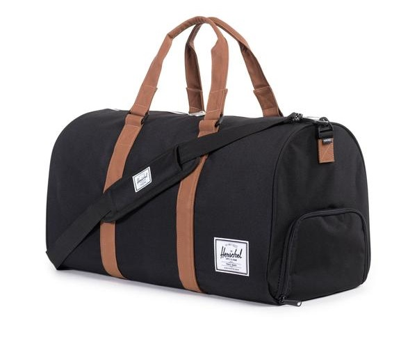 6cab3f5017 Herschel Supply Novel Duffle Black