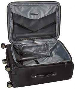 Travelpro Crew 11 Black Open