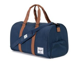 Herschel Supply Novel Duffle Blue