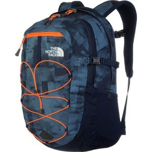 North Face Borealis Blue Texture Block