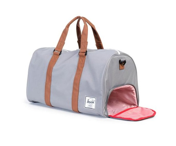 c8ce3e5735 Herschel Supply Novel Duffle Grey
