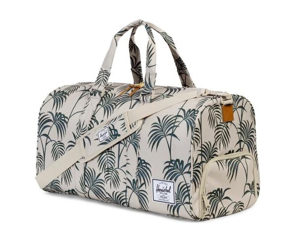 Herschel Supply Novel Duffle Pelican Palm 32b7f3d6590b6