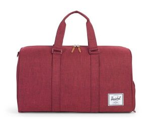 Herschel Supply Novel Duffle Red