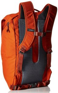 Osprey FlapJack Orange Back