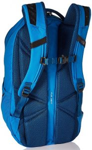 North Face Jester Blue Back