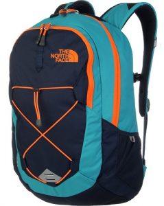 North Face Jester Blue Orange