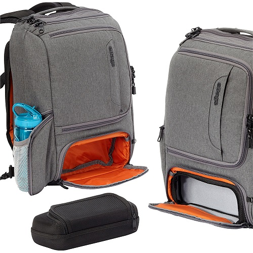 eBags Slim Laptop Backpack Review | Travel Gear Addict