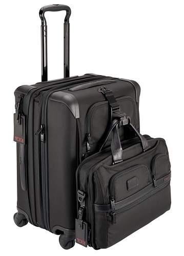 Tumi Alpha 2 Continental Expanded