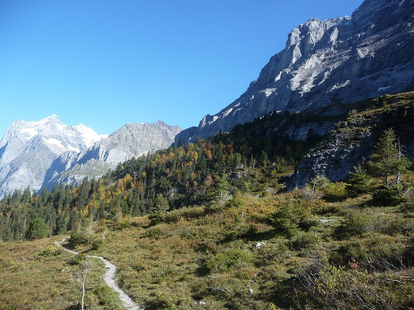 Bernese Oberland Trails